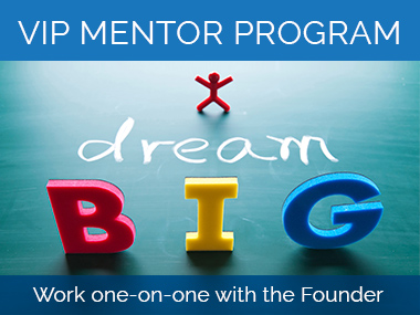 Join our VIP Mentor Program - Work with a Weight Management Specialist